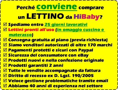 lettino deseree bianco pali | ebay - Lettino Pali Deseree
