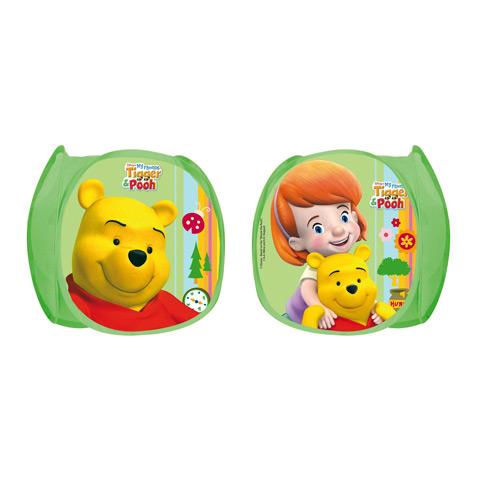 Complementi e decori - Portagiochi in tela [small] Winnie the Pooh 02858 by Dedit