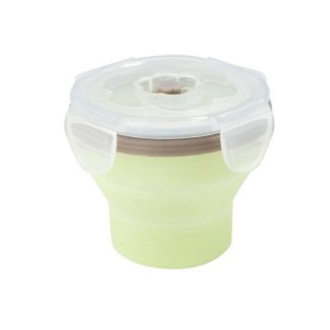 Accessori per la pappa - Contenitore a soffietto in silicone 240 ml. [4401] by BabyMoov