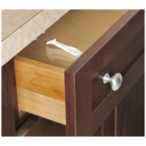 Pericoli domestici - 4 blocca cassetti disattivabile 39092760 by Safety 1st