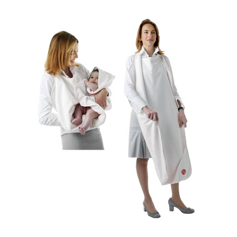Accessori per l'igiene del bambino - Baby Hug bianco by Quarantasettimane