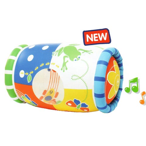 Giocattoli 6+ mesi - Musical roller 65300 by Chicco