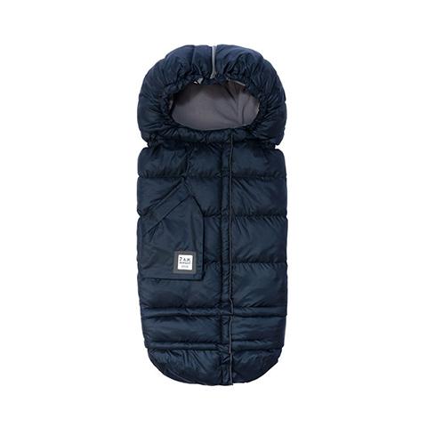 Accessori per il passeggino - Sacco invernale Blanket 212 Evolution per passeggino Metallic Prussian Blue by 7 AM Enfant