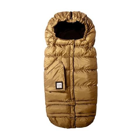 Accessori per il passeggino - Sacco invernale Blanket 212 Evolution per passeggino Metallic Gold by 7 AM Enfant