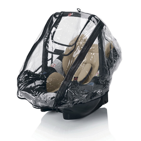 Accessori per il viaggio del bambino - Cappottina antipioggia Monsoon MS00001 by Concord