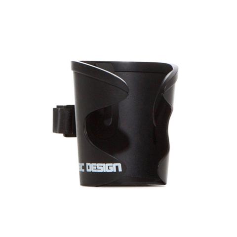 Accessori per il passeggino - Portabicchiere Black by ABC Design