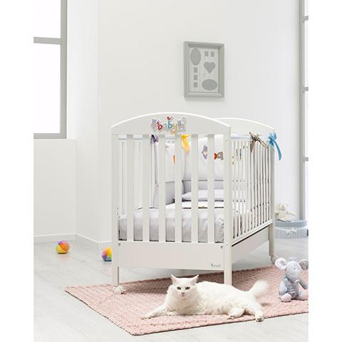 Lettini - Babymiao Bianco by Azzurra Design