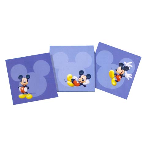 Complementi e decori - Art Squares DE 41201 - Mickey by Decofun