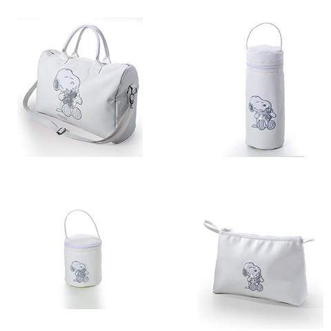 Coordinati tessili - Accessori per il passeggio Snoopy by Peanuts Bianco by Baby Expert