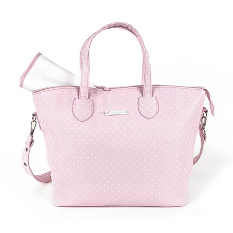 Abbigliamento e idee regalo - Borsa fasciatoio Atelier Rosa [72242] by Pasito a Pasito
