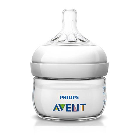Biberon e succhiotti - Micro Biberon per allattamento naturale 60 ml [SCF699/17] by Avent