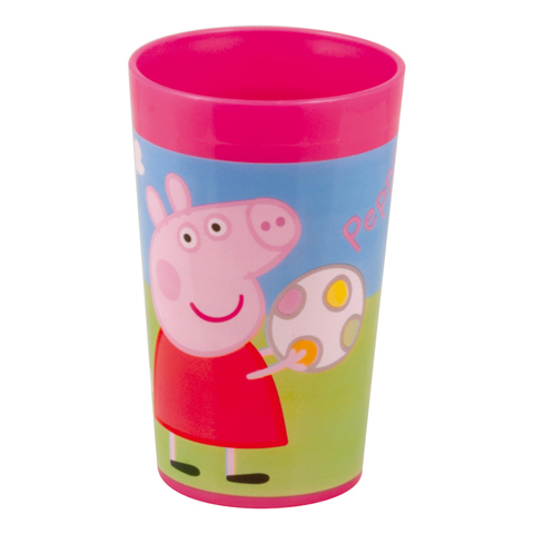 Stoviglie decorate - Bicchiere - Peppa Pig 123172 by BBS