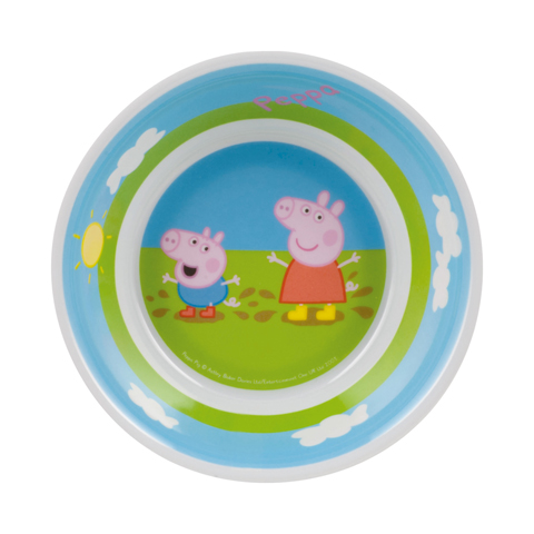 Stoviglie decorate - Scodella Peppa Pig 123171 by BBS