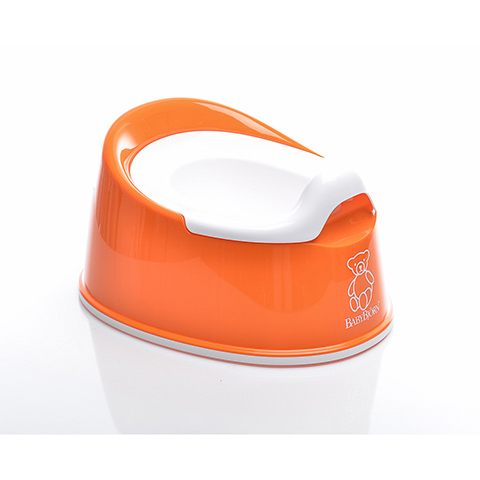 Riduttori e vasini - Vasino intelligente Arancione [10709] by Baby Bjorn