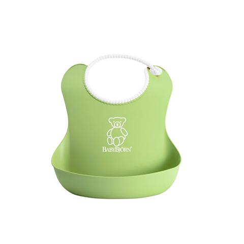 Altri accessori per il neonato - Bavaglino morbido Green [046262] by Baby Bjorn