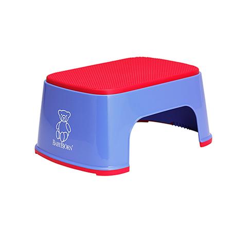 Accessori per asili e per alberghi - Sgabellino Safe Step OCEAN BLUE [061115] by Baby Bjorn