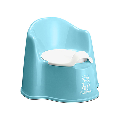 Riduttori e vasini - Vasino poltroncina Turquoise [055113] by Baby Bjorn
