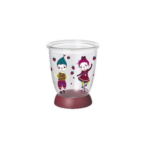 Stoviglie decorate - Bicchiere con base antiscivolo 31000293 by B�b� Confort