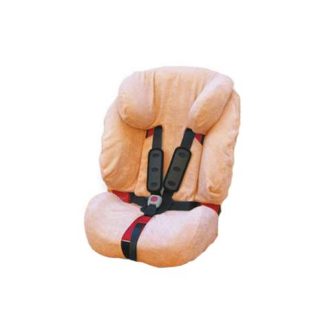 Accessori per il viaggio del bambino - Copriseggiolino in spugna per Evolva Britax BC050.04 Arancio by Babys Clan
