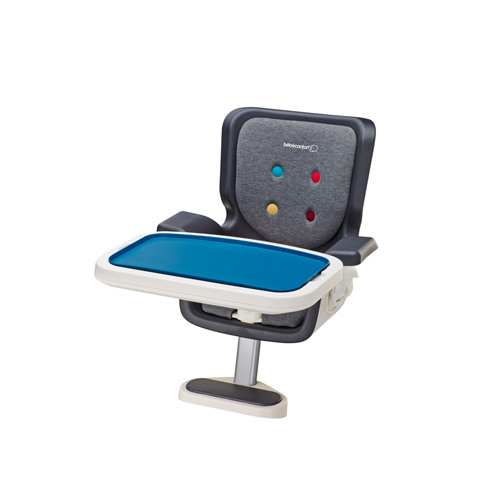 Accessori per la pappa - Seduta seggiolone Keyo Fizzy grey by B�b� Confort