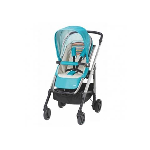 baby kinderwagen buggy babywagen loola 2 folkloric blue b b confort. Black Bedroom Furniture Sets. Home Design Ideas