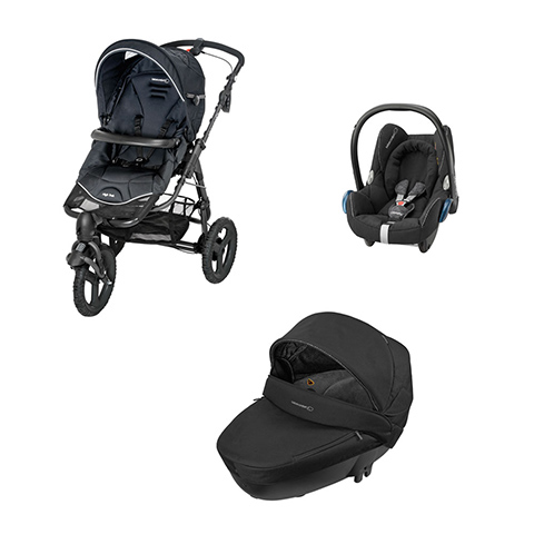 Bébé Confort [TRIO] High Trek Full + Windoo + Cabrio Fix