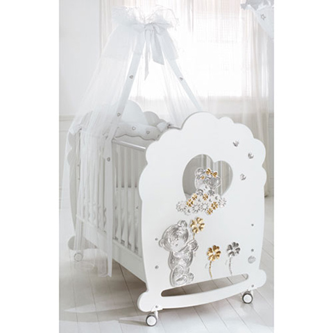 Lettini - Meraviglia Bianco by Baby Expert