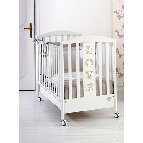 Lettini - Baby Love Bianco by Baby Expert