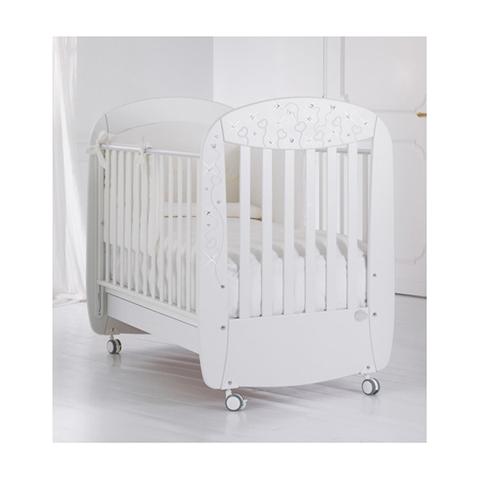 Lettini - Butterfly - linea Swarovski Bianco by Baby Expert
