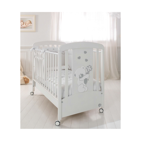 Lettini - Gastone Bianco by Baby Expert
