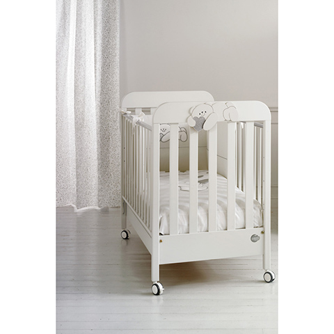Lettini - Pisolo Bianco-argento by Baby Expert