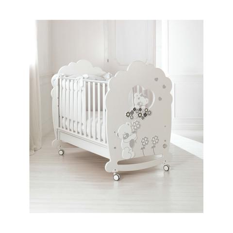 Lettini - Serenata Bianco by Baby Expert
