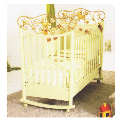 Lettini - Lettino Perla Panna/oro by Baby Expert