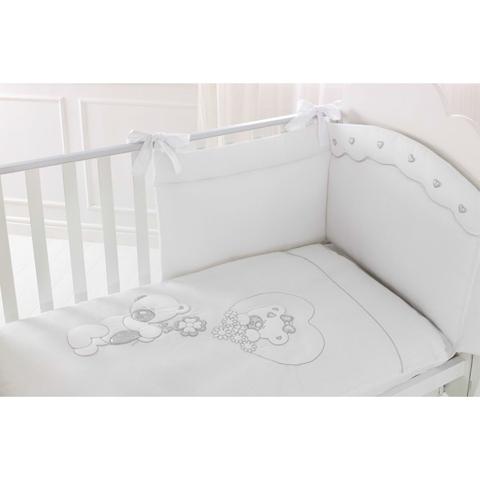 Coordinati tessili - Coordinato tessile Serenata Bianco by Baby Expert
