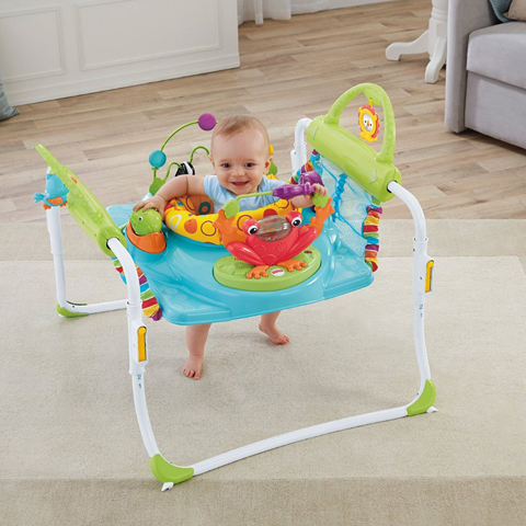 fisher price first steps jumperoo instructions
