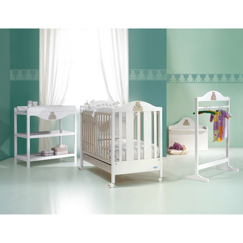 Camerette complete - Theo Bianco by Baby Italia