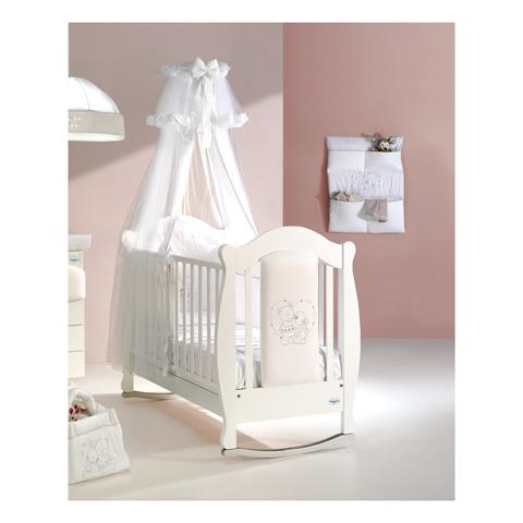 Lettini - Incanto Bianco-argento by Baby Italia