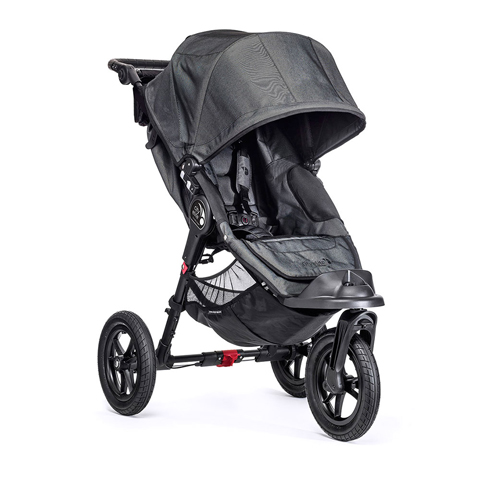 Passeggini - City Elite Charcoal [BJ0141349601] by Baby Jogger