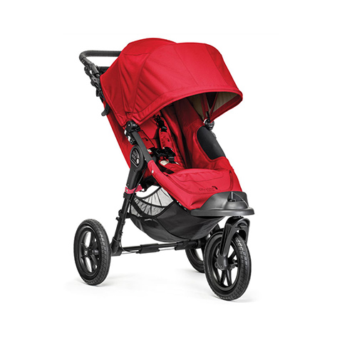 Passeggini - City Elite Red [BJ0151343040] by Baby Jogger