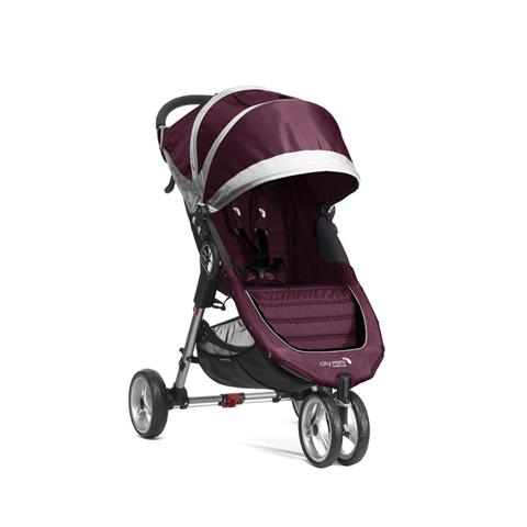 Passeggini - City Mini 3 Purple/Gray [BJ0141142850] by Baby Jogger