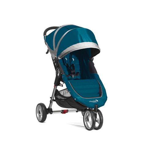 Passeggini - City Mini 3 Teal/Gray [BJ0141142930] by Baby Jogger