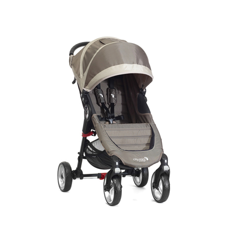 Passeggini - City Mini 4 wheels Sand/Stone [BJ0141045725] by Baby Jogger
