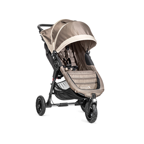 Passeggini - City Mini GT Sand/Stone [BJ0141545725] by Baby Jogger