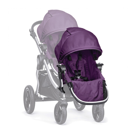 Linea gemellare - Seconda seduta per City Select Amethyst [BJ0140142851] by Baby Jogger