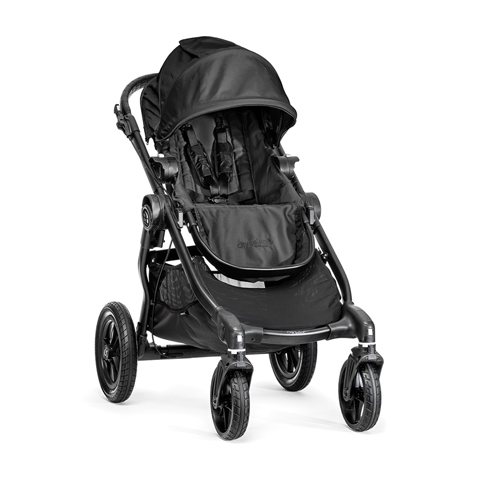 Passeggini - City Select Silver [BJ0142341206] by Baby Jogger