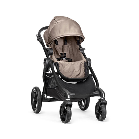 Passeggini - City Select Sand [BJ0142345725] by Baby Jogger