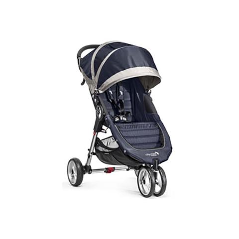 Passeggini - City Mini 3 Navy Blue/Gray [BJ0141142810] by Baby Jogger
