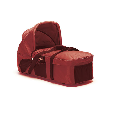 Carrozzine - Carrozzina Compact Crimson/Gray [BJ0139518640] by Baby Jogger