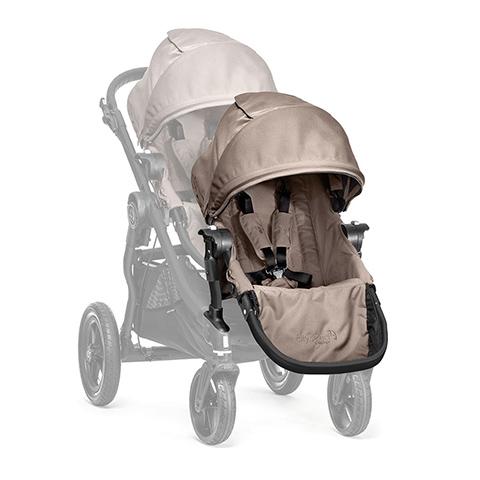 Linea gemellare - Seconda seduta per City Select Sand [BJ0140345725] by Baby Jogger