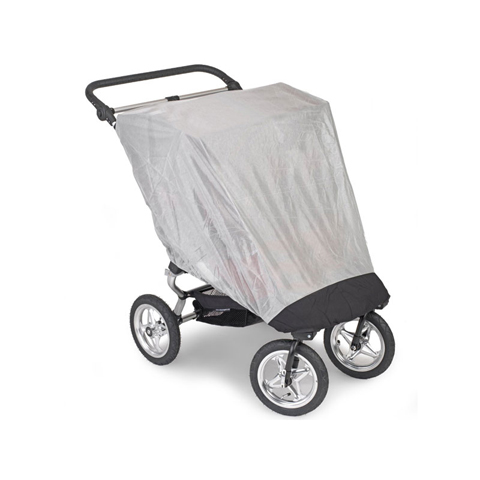 Accessori per il passeggino - Zanzariera per passeggino City Mini double BJ013J7K0000 by Baby Jogger